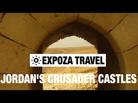 Jordan's Crusader Castles (Jordan) Vacation Travel Video Gui