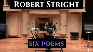Six Poems by Robert Stright
