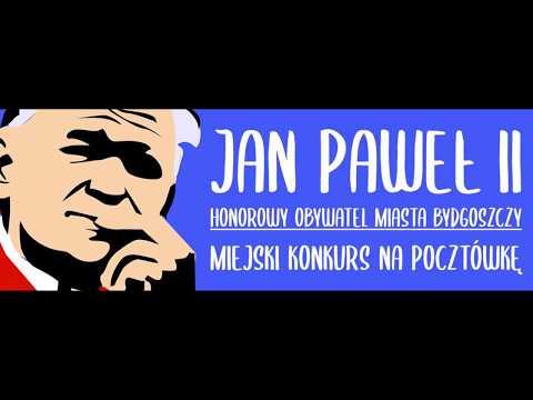Jan Paweł II Honorowy Obywatel Bydgoszczy - wirtualna wystawa pokonkursowa