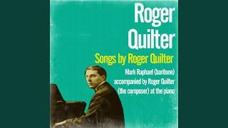 Herrick / Quilter To Daisies: Op. 8, No. 3