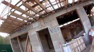 видео Перекрытия дома – виды, конструкции, правильный монтаж и устройство