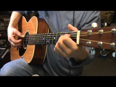 Something Stupid--Sinatra -fingerstyle-chords- cover