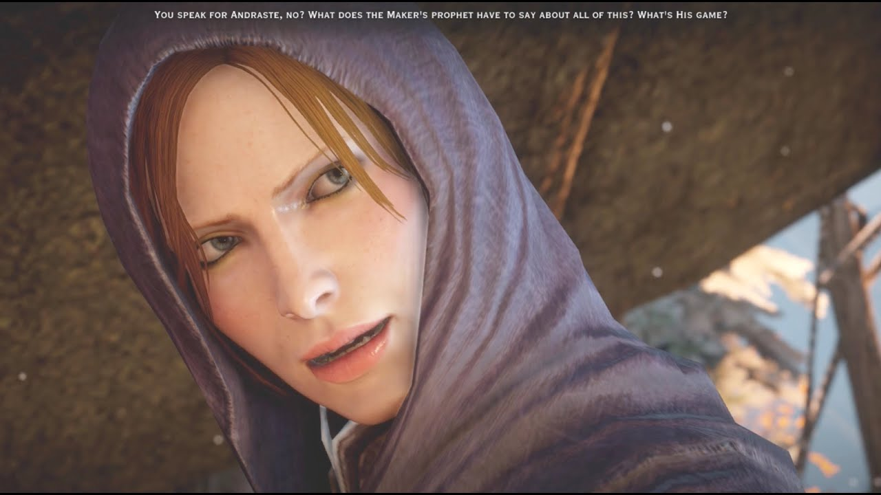 Dragon Age: Inquisition gets new nudity and sex scenes