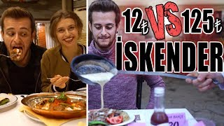 Türkiye'nin En İyi İskenderleri vs 12TL İskender! (#AlperinEnleri) Video