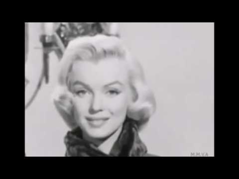 """Marilyn Monroe - """"Despise And Crush This Natural Gift"""" (Interview)"""
