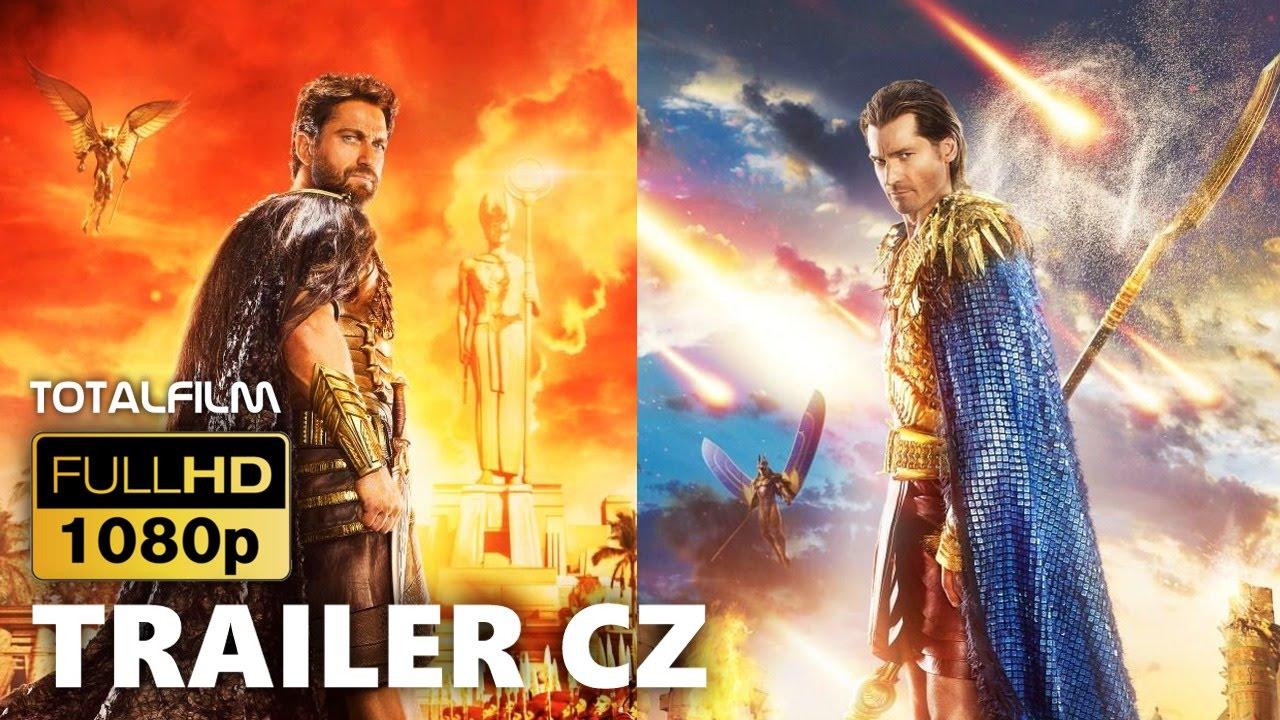Bohové Egypta (2016) CZ HD trailer