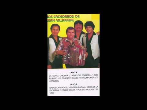 Los Cachorros De Juan Villareal (1984) Grandes Corridos (CD Completo)