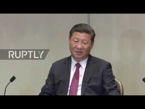 Hong Kong: Xi Jinping committed to 'One Country, Two Systems' in meeting with Leung Chun-ying