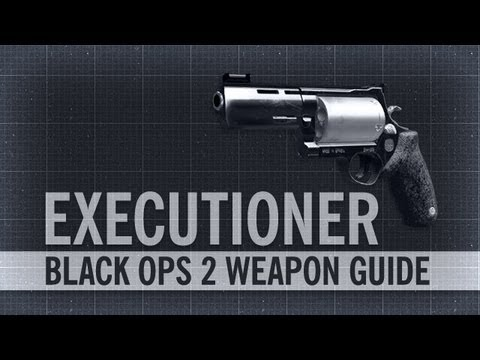 Executioner : Black Ops 2 Weapon Guide & Gun Review - YouTube M1216 Black Ops 2