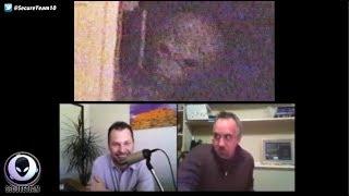 "Stan Romanek STAGING Alien ""Activity"" During Interview? 7/10/17"