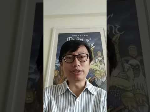Li Sui Gwee's message to ASSAM for 3rd Brahmaputra Literary Festival,2019 Mp3