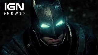 BvS: Ben Affleck Reportedly Rewrote Script While Dressed as Batman - IGN News
