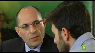 El intermedio - Gonzo entrevista al juez Elpidio José Silva