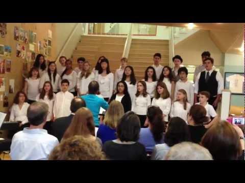 Gateway Chorus - Spring Concert 2012 - Part 1