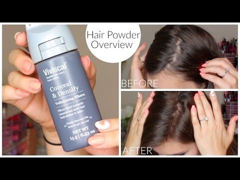Hair Fibers & Powders for Thin + Fine Hair | Bailey B.