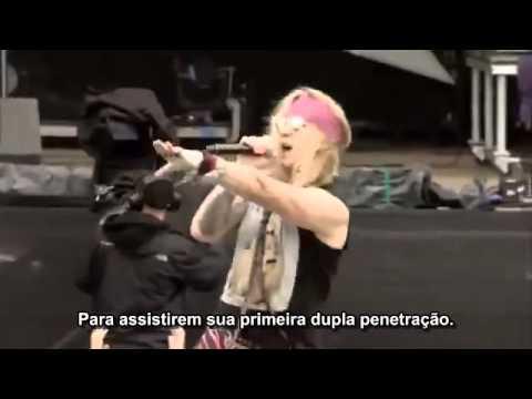Steel Panther - Just Like Tiger Woods Legendado [PT-BR] Ao Vivo Download festival 2012
