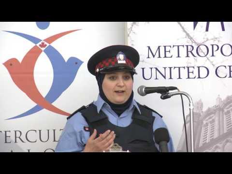 Mona Tabesh, Toronto Police Service