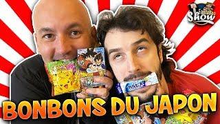Bonbons du JAPON - Fanta et Bob Vlog délire