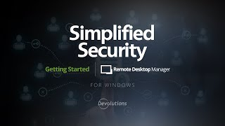 RDM - Simplified Security: Getting Started with Simplified Security