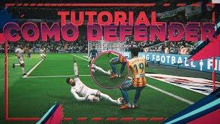 Como Defender en FIFA 19 TUTORIAL - Trucos y Tips Para Defender Mejor Profesionalmente
