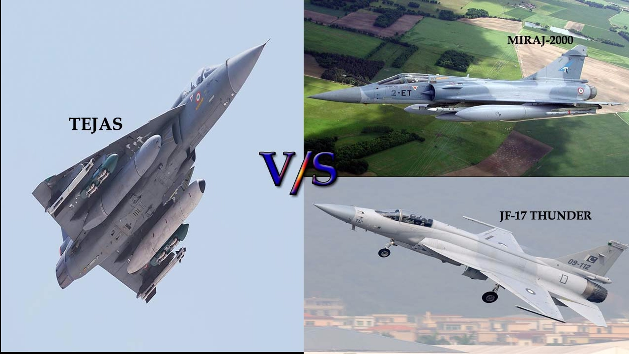 Hal Tejas Vs Jf 17 Thunder Features Comparison – Wonderful