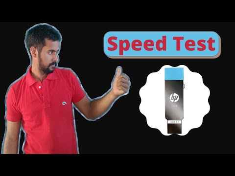 hp-x302m-32-otg-drive-||-unboxing-speed-test-||-tcstechnical