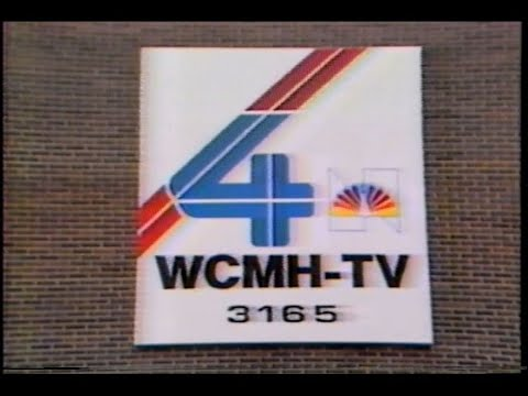 January 2, 1986 Commercials With WCMH Sign Off