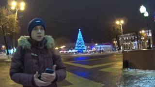 Елка за 7 млн руб!!! Мобильный Репортер (МР)