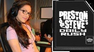 Jenna Haze on 'Backdoor Teen Mom' Porn - Preston & Steve's Daily Rush