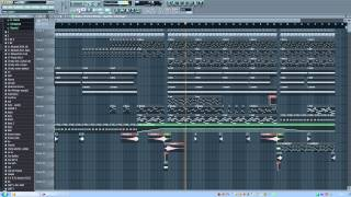 "FL Studio style Dj Sequence 2013 ""Part 2"" (Production by NewTone)"