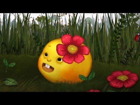 Гора самоцветов - Колобок + Лиса и Дрозд -Развивающий мультфильм для детей  -сказки HD