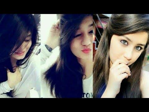 Girls selfie