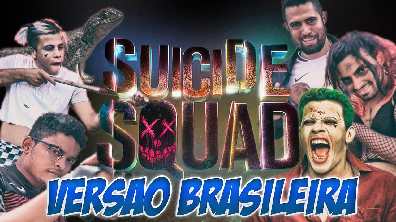 ESQUADRÃO SUICIDA - VERSÃO BRASILEIRA