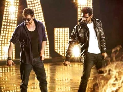 Prabhu Deva Made Ajay Devgan Dance in the Song Keeda - Action Jackson | New Bollywood Movies Song