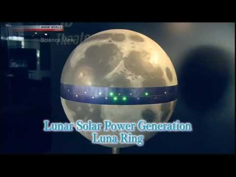 New Lunar solar energy source