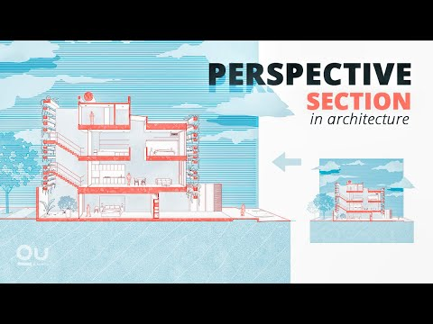 Perspective Section in Architecture: The Best Workflow