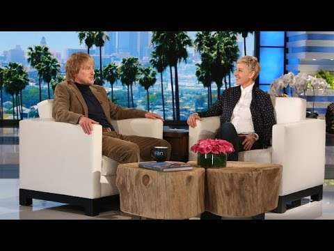 Thumbnail: Owen Wilson Shares Details on His Adorable Sons