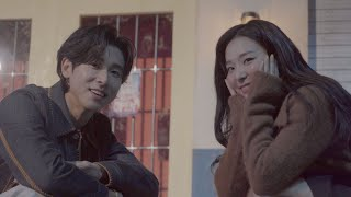 'Eeny Meeny' MV Behind (with SEULGI) l U-KNOW 유노윤호