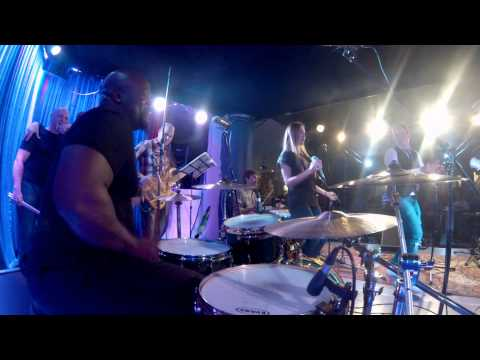KOSMAX feat. Chris Coleman - Runaway Baby (Bruno Mars Cover) Jam in Aleksey Kozlov Club, Moscow