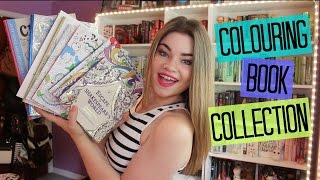 Adult Colouring Book Collection!