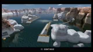 Let's Play Wakeboarding Unleashed Level 1: Lake Powell