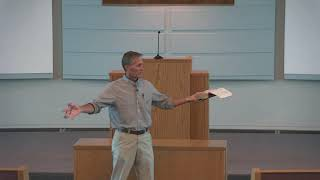 2021 04 18   AM Sermon   Richard Perry- He Is Worthy
