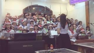 Tiếng hát Thiên Thần - ca đoàn thiếu nhi GX Trung Chánh 2016