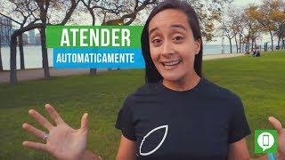 Como Atender Ligações Automaticamente | Marília Guimarães | EntendendoiPhone