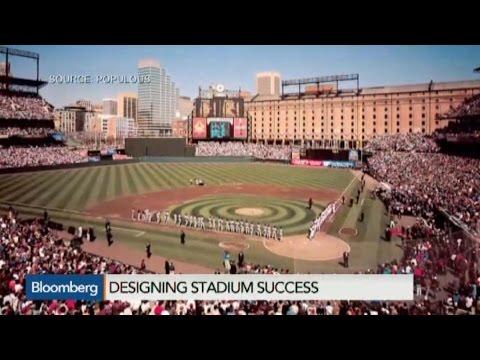 How Populous Became Home Team for Stadium Design