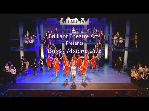 D.G Pictures: Brilliant Theatre Arts Bugsy Malone Live 2015 Promo