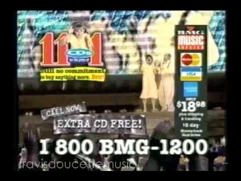 BMG Music Club Promo on SPACE (1997)