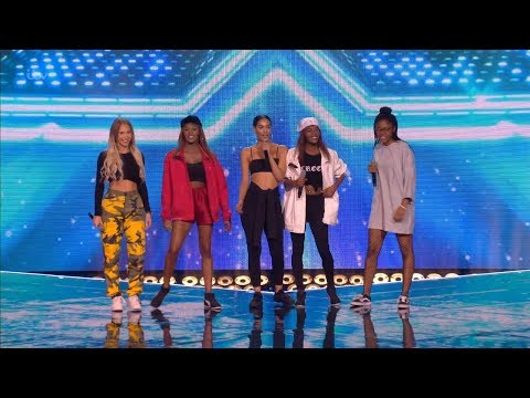 The X Factor UK 2017 Lemonade Six Chair Challenge Full Clip S14E13