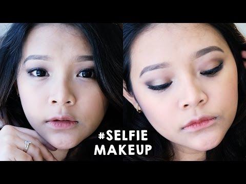 Makeup Buat Selfie Cantik Tanpa Filter Beauty Camera | Ririeprams