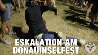ESKALATION AM DONAUINSELFEST 2017